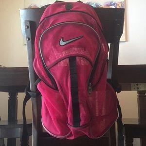 Nike mesh backpack